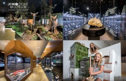 Jihočeské muzeum uspělo v soutěži o nejlepší výstavu roku. Získalo první cenu