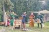 Kozí hrádek uzamkly souboje i hudba