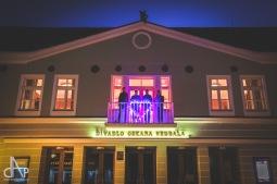 Divadlo Oskara Nedbala rozsvítilo srdce pravdy a lásky. Adventní koncerty budou