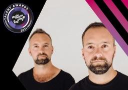 Elektronické duo Bratři ve finále evropské soutěže. Můžete je podpořit