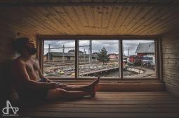 Dát si saunu při cestě vlakem? Ve Veselí nad Lužnicí vzniká unikátní vagon