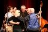 Bonsai č.3 zahrála v Divadle Oskara Nedbala. Zpříjemnila páteční večer