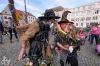 Ulicemi Tábora se proháněly čarodějnice a rozdávaly krvavé prstíky