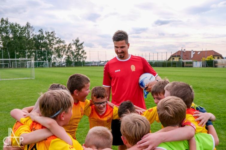 Malí fotbalisté změří síly na turnaji Ligy mistrů