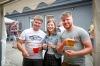 Letní scénu u klubu Garage otevřely Pivky. Těšit se můžete na Rybičky 48