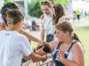 Zachráníš mě? Děti i dospělí zdolávali záchranářské i sportovní úkoly