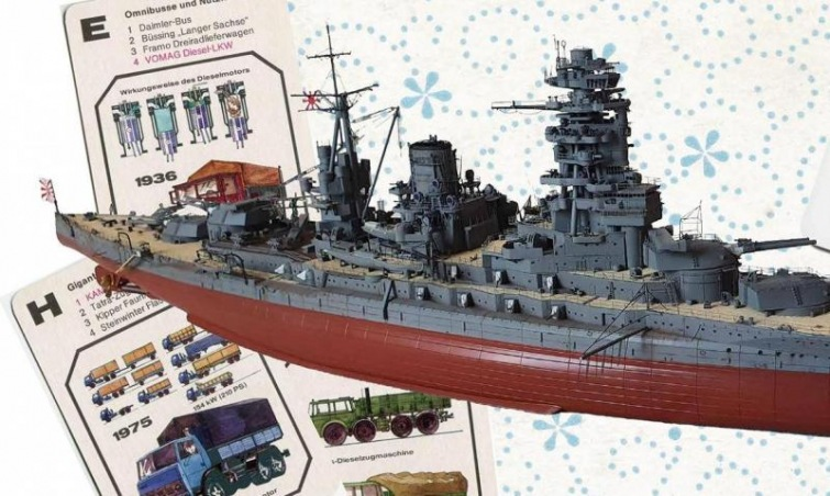 Jihočeské muzeum zve na tanky, lodě a letadla na kartách i v modelech