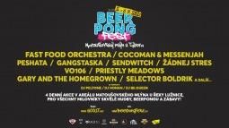 Beerpong Fest na Matoušovském mlýně bude. Přijedou Fast Food Orchestra i Cocoman