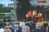 Virtuóz Pavel Šporcl s cimbálovovou kapelou zahrál na břehu Jordánu. Lidé byli nadšení