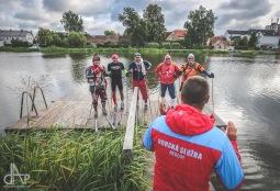 Horskou službu Plané nad Lužnicí překvapil na běžkách záchranář z Krkonoš