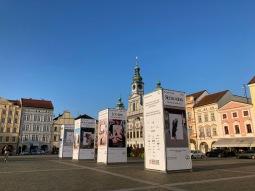 Jihočeské divadlo představuje novou sezónu na náměstí v Českých Budějovicích