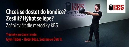Funkční a silový trénink podle metodiky KB5