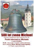 500 let zvonu Michael