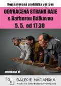 Komentovaná prohlídka s Barborou Bálkovou