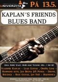 Kaplan´s Friends Blues Band