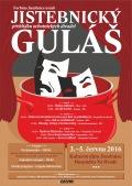 Jistebnický guláš - přehlídka ochotnických divadel