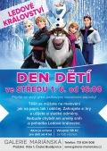 Den dětí-Ledové království