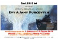 Výstava - Eva a Jana Ďurčovy