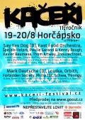 Kačeři festival 2016