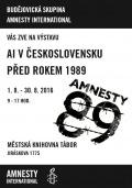 Amnesty International v Českolovensku před rokem 1989