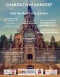 Charitativní koncert pro Natálku a Zuzanku