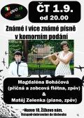 Magdaléna Boháčová & Matěj Zelenka