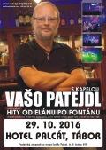 Vašo Patejdl Live 2016