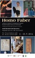 Homo faber - výstava výrobců oceněných titulem Nositel tradice lidových řemesel