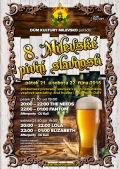 8. Milevské pivní slavnosti