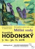 František Hodonský – Mělké vody