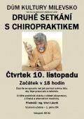 Druhé setkání s chiropraktikem