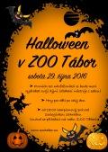Halloween v táborské Zoo