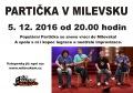 Partička v Milevsku