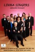adventní koncert - linha singers