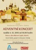 Adventní koncert - Klokoty