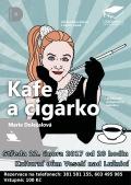 Listování - Kafe a cigárko