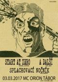 Start at zero (SLO) + A Další + Splachovací nočník