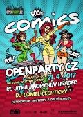 Comics Openparty.cz