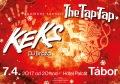 Keks + The Tap Tap
