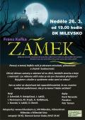 Divadelní představení Zámek