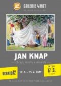 Jan Knap - obrazy, kresby a akvarely