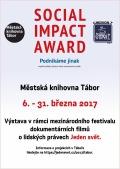 Výstava Jeden svět: Social Impact Award