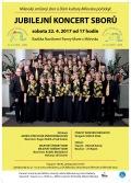 Jubilejní koncert sborů