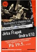 Jirka Řapek & Ondra Kříž