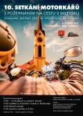 10. Setkání motorkářů s požehnáním na cestu v Milevsku