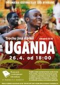 Přednáška Uganda