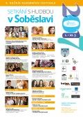 Setkání s hudbou v Soběslavi 2017