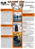 Program Veselského filmového klubu na měsíc červenec 2017