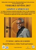 Veselská ozvěna 2017 - Gospely a spirituály