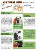 Divadelní předplatné Podzim 2017 - Kulturní dům Veselí nad Lužnicí